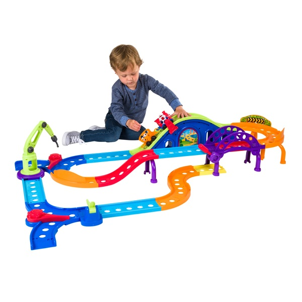 Oball Go Grippers Train Playset