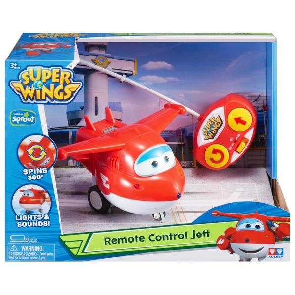 Super Wings - RC Jett Vehicle