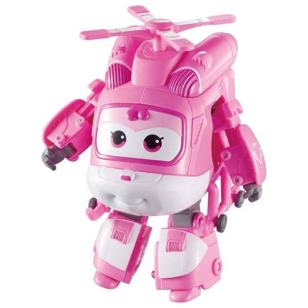Super Wings - Transforming Vehicles Dizzy