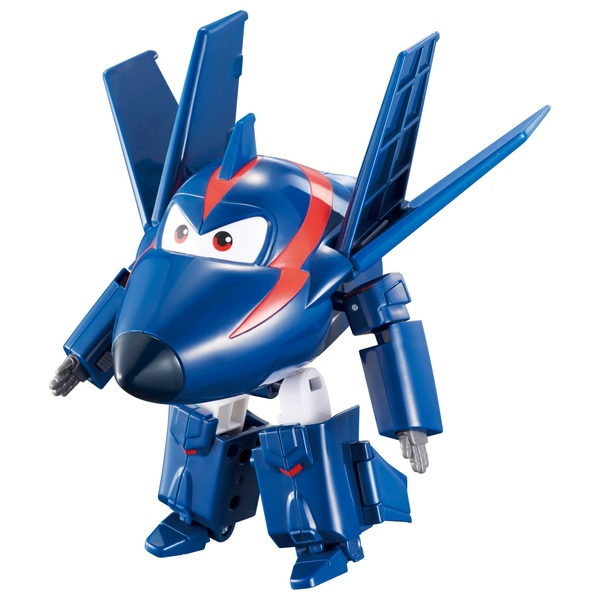 Super Wings Transforming Vehicle Chase