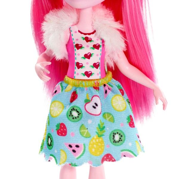 Enchantimals Bree Bunny Doll with Bunny Figure