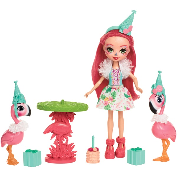 ​Enchantimals Let's Flamingle Birthday Party Play Set