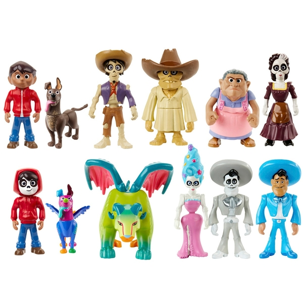 Coco Skullectables Mini-Figures Assortment
