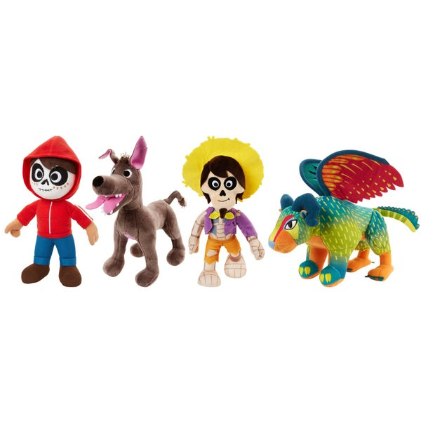 Coco Plush Assortment Other Action Figures Amp Playsets Uk