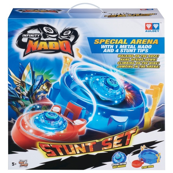 Infinity Nado Deluxe Stunt Arena Set Other Action