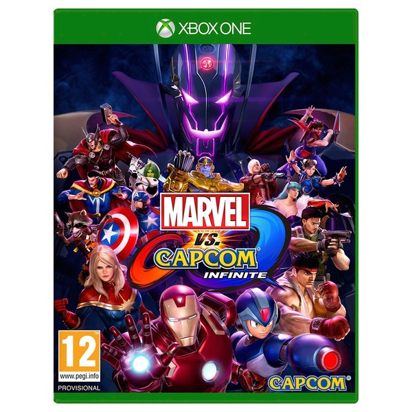 Marvel VS Capcom Infinite Xbox One