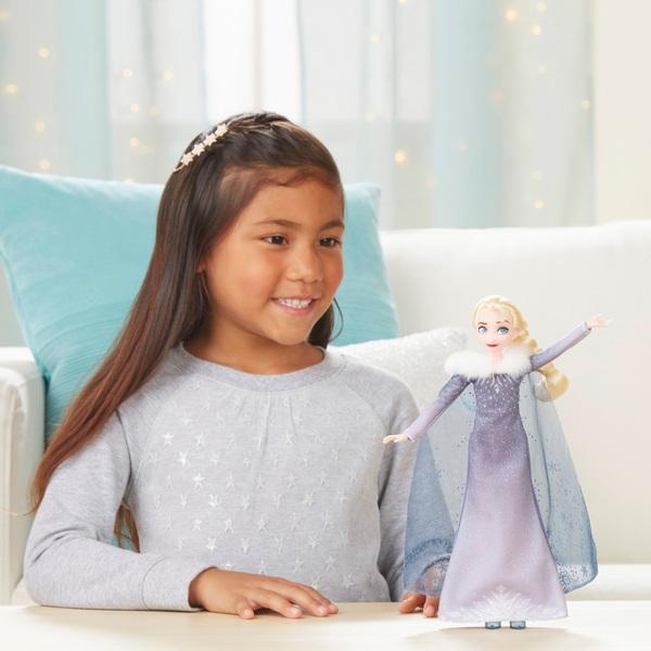 Disney Frozen Musical Elsa Instrumental
