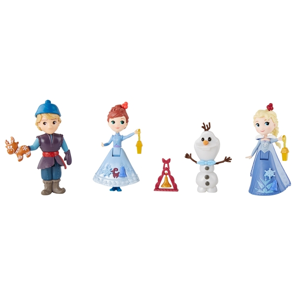 Disney Frozen Olafs Adventure Small Doll Collection Pack