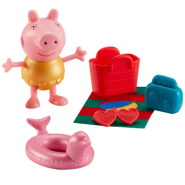 Peppa Pig Figure and Accessory Pack - Assortment