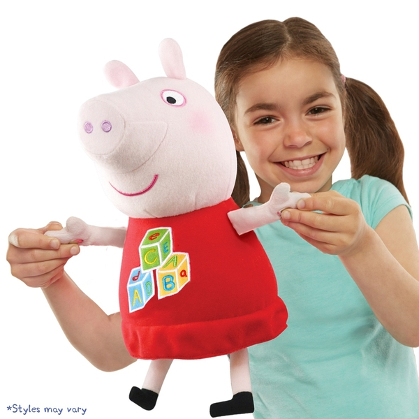 Peppa Pig ABC Singing Peppa