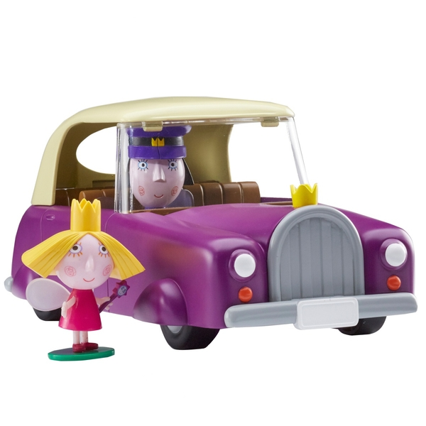 Ben And Holly Royal Limousine Ben Amp Holly S Magical