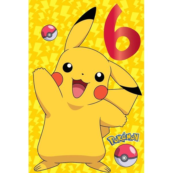 Pokemon Age 6 Favourite