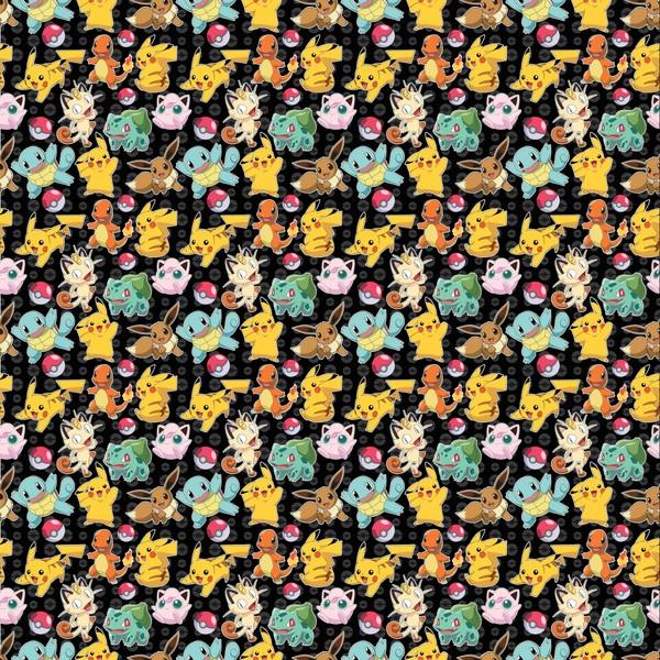 Pokemon Rollwrap 4m