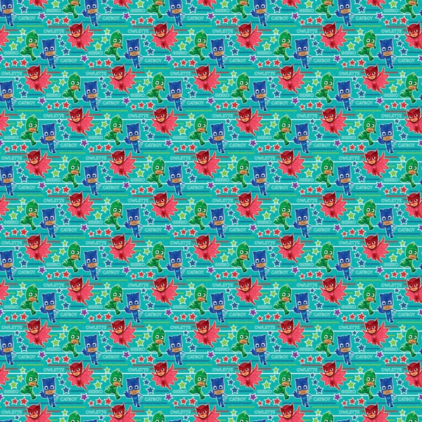 PJ Masks Rollwrap 4m