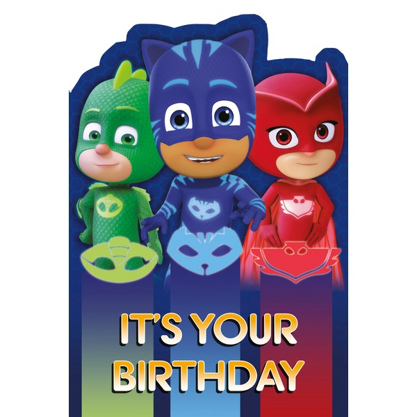 PJ Masks Open Favourite
