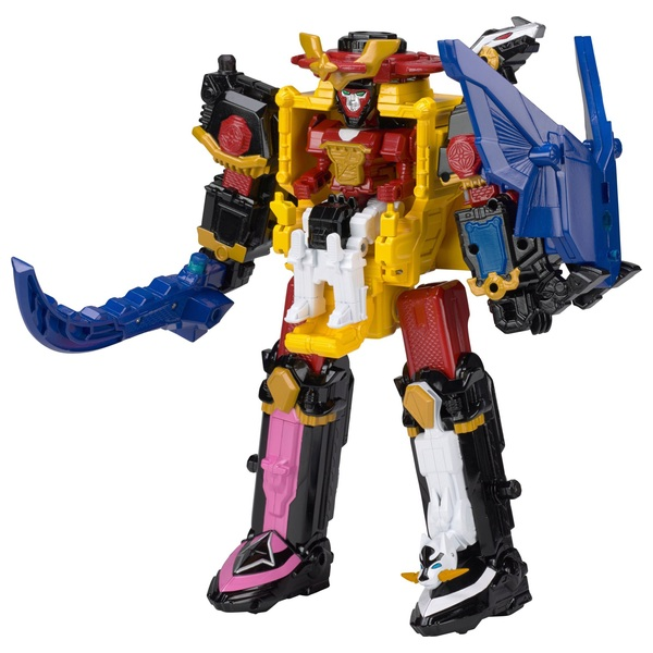 Power Rangers Ninja Steel DX Megazord