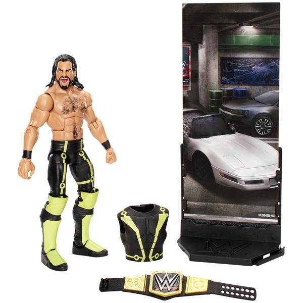 Wwe Elite Series 52 Figures Seth Rollins Wwe Elite