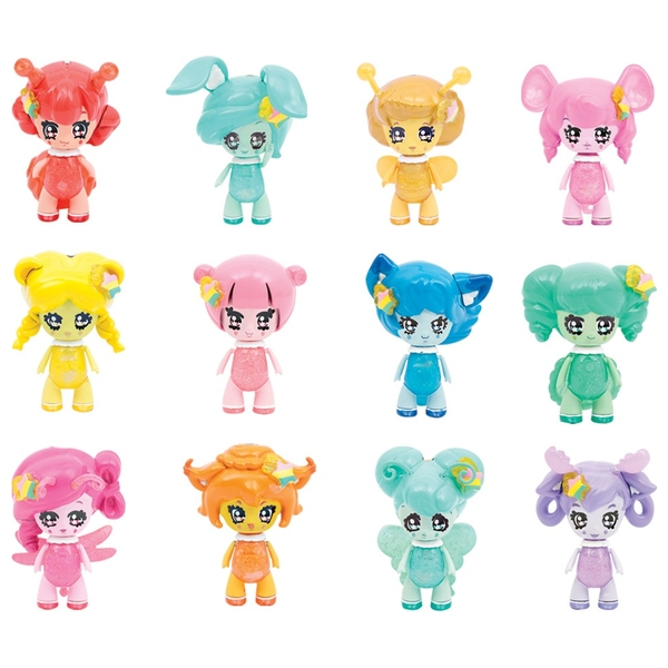 Les Glimmies collection figurines fille jouet