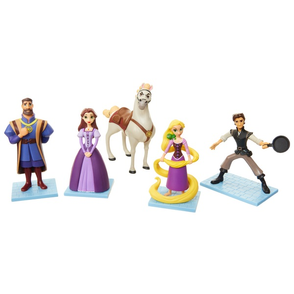Tangled  5 Figures Collection