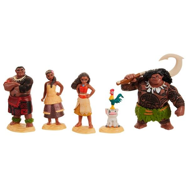 Moana Island Figurine Set