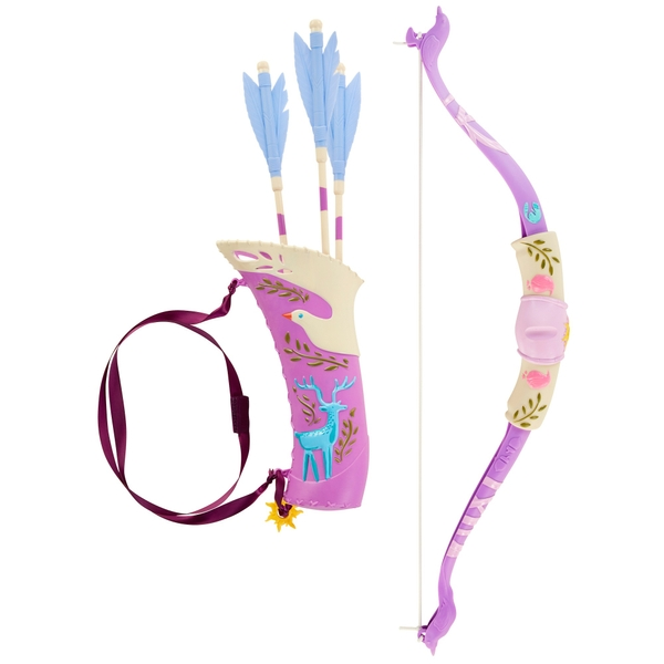 Tangled The Series Rapunzel Bow & Arrow - Other Fashion & Dolls UK