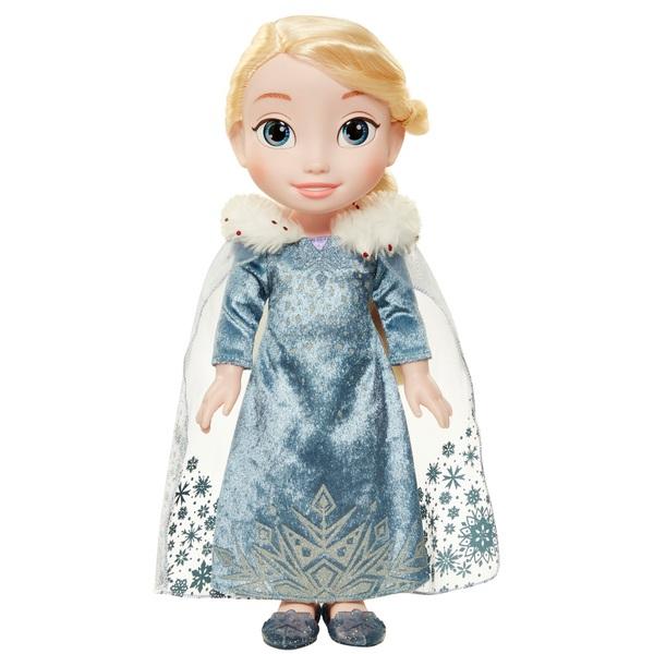 Disney Frozen Olaf Adventure Elsa Feature Doll