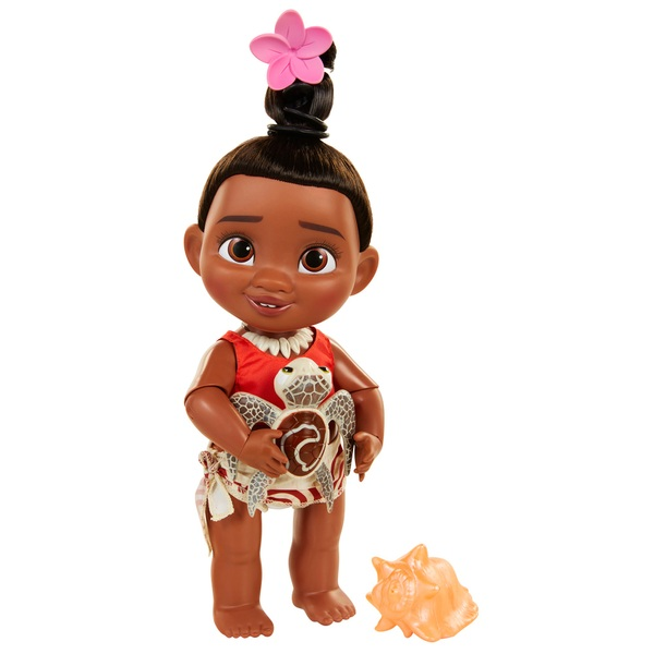 Giggling Baby Moana