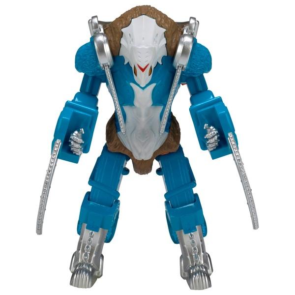 Power Rangers Ninja Steel Villain Ripperrat 12.5cm Figure
