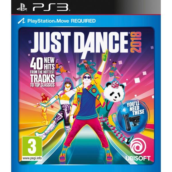Just Dance 2018 PS3 - PS3 Games Ireland