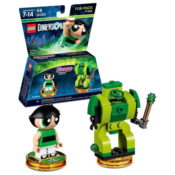 LEGO Dimensions Fun Pack: Powerpuff Girls