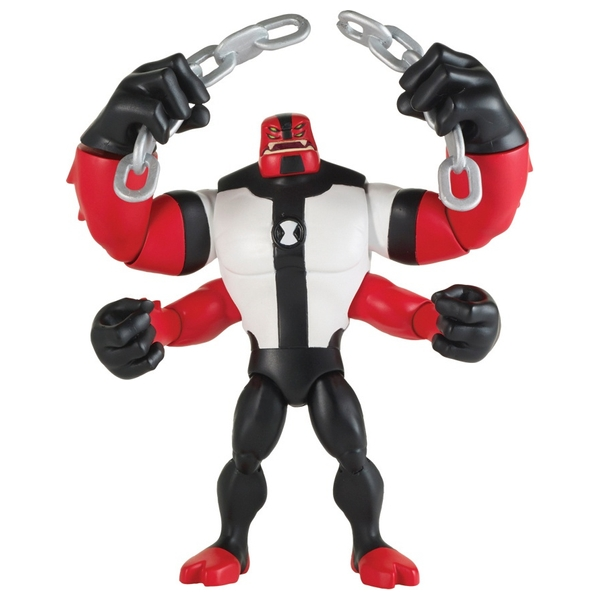 Ben 10 Action Figures - Four Arms