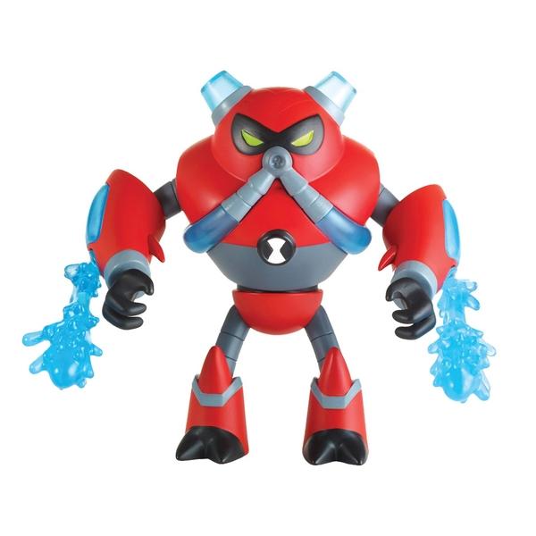 Ben 10 Toys : Ben action figures overflow figure with water blasts