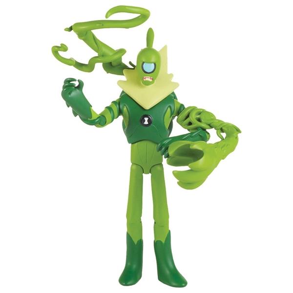 Ben 10 action figures wildvine figure with battle vines ben 10 uk - Ben 10 tous les aliens ...