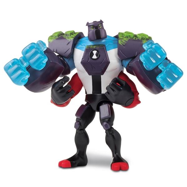 Ben 10 Action Figures - Omni Enhanced Four Arms