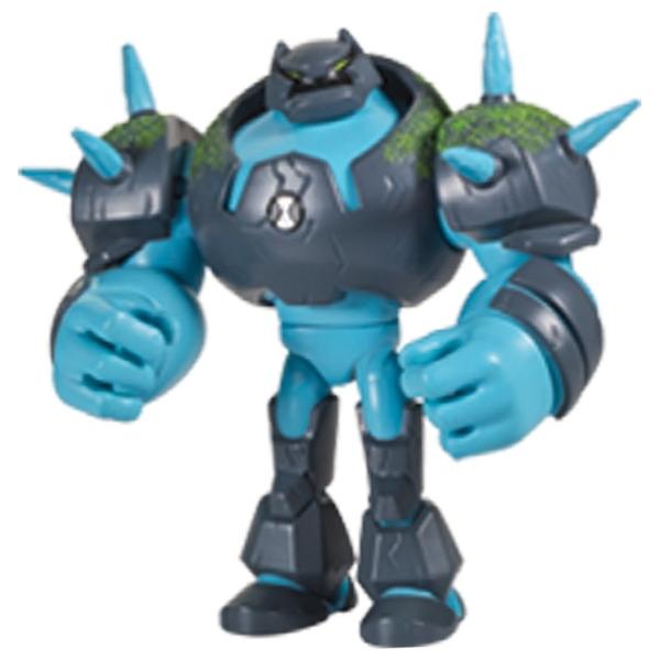 Ben 10 Action Figures - Shock Rock