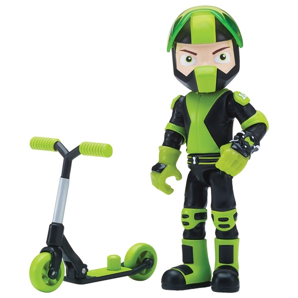 Ben 10 RustBuggy Ben Action Figure - Ben 10 UK