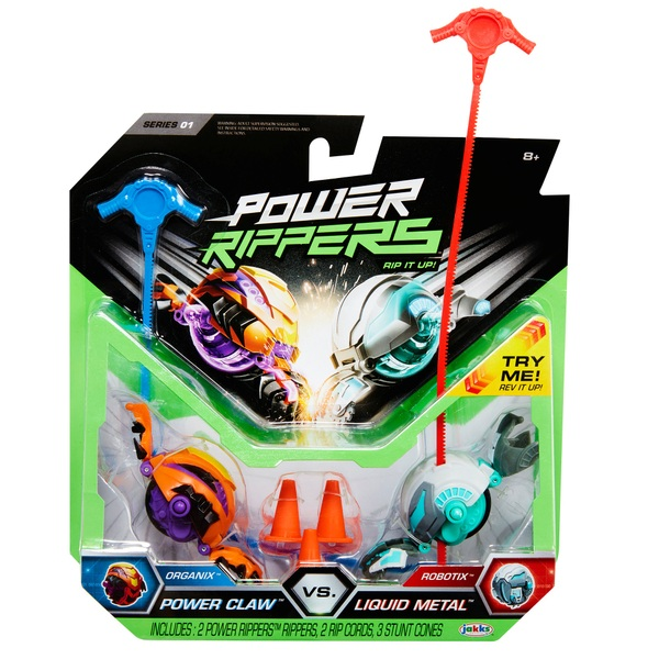 Power Rippers 2 Pack Assortment - Other Action Figures & Playsets UK
