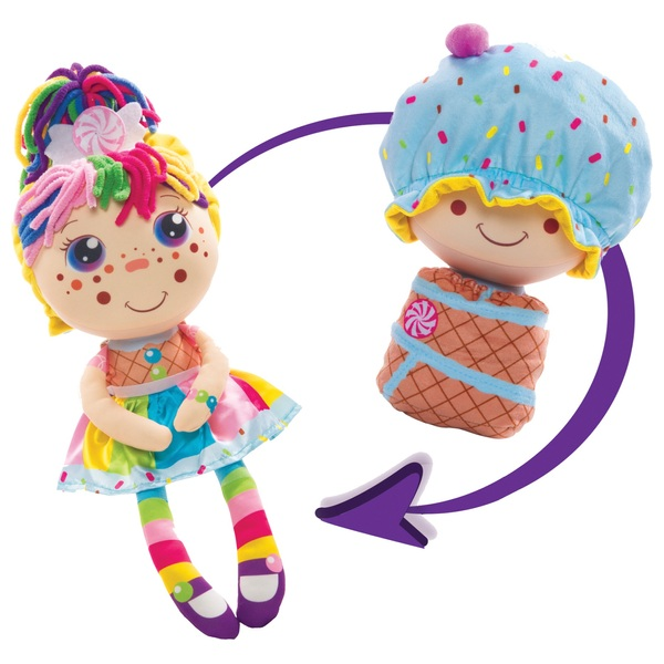 FlipZee Girls Zandy - Dolls UK