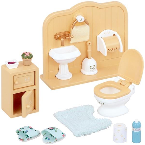 Sylvanian Families Toilet Set Sylvanian Families Uk