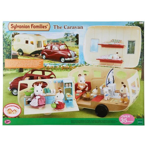 Sylvanian Families Caravan  sc 1 st  Smyths Toys & Sylvanian Families Caravan - Sylvanian Families Ireland