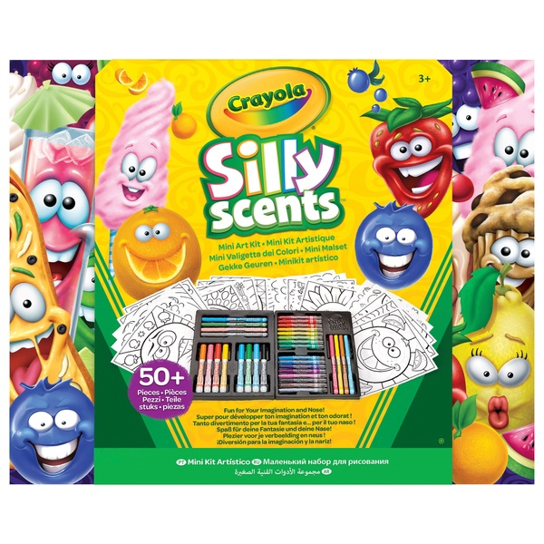 Crayola Silly Scent Mini Art Kit