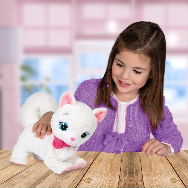 club petz bianca the cat soft toys uk. Black Bedroom Furniture Sets. Home Design Ideas