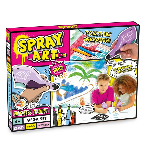 Spray Art Mega Pack