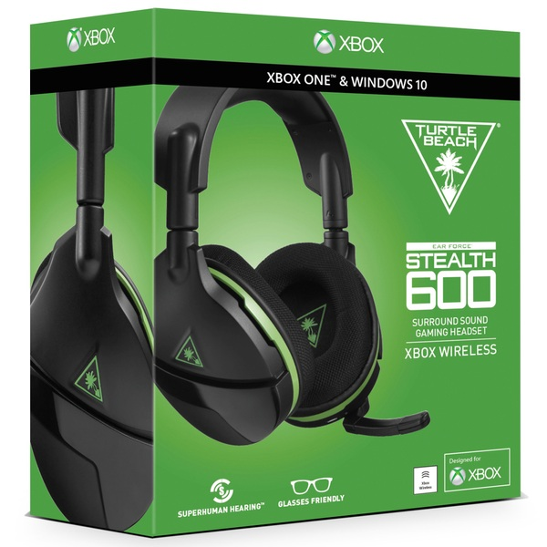 Turtle Beach Stealth 600 Wireless Gaming Headset Xbox One - Xbox One  Accessories Ireland