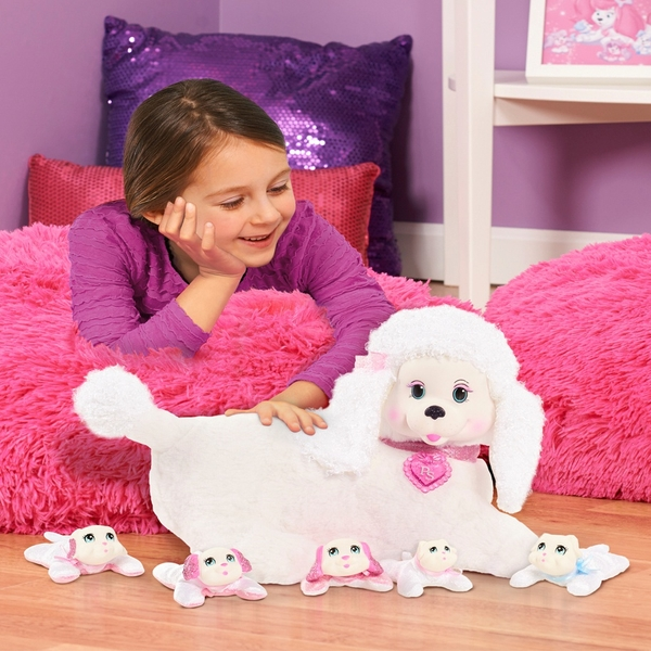 Puppy Surprise Plush Stacy Soft Toys Uk