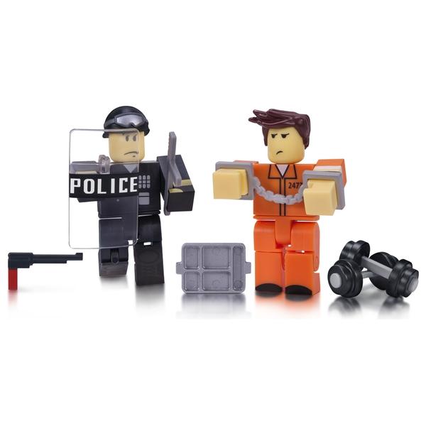 ROBLOX Prison Life Game Pack Series 2