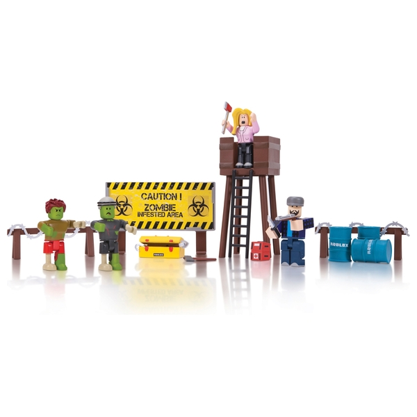 ROBLOX - Zombie Attack Playset
