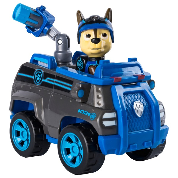 PAW Patrol Mission Vehicle Chase