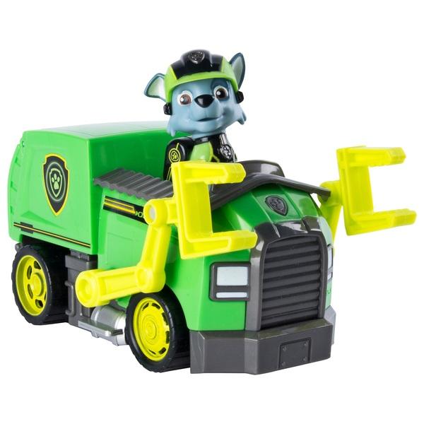 PAW Patrol Mission Vehicle Rocky