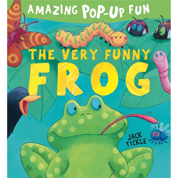 The Very Funny Frog